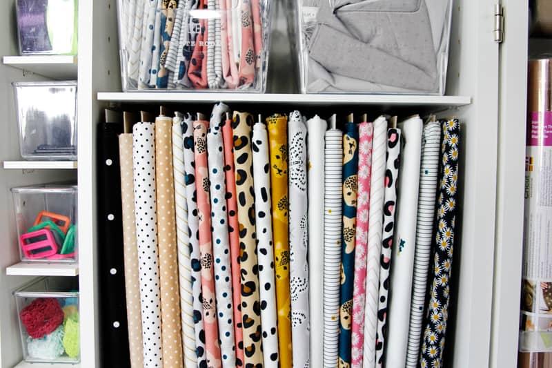 Best Fabric Storage Ideas