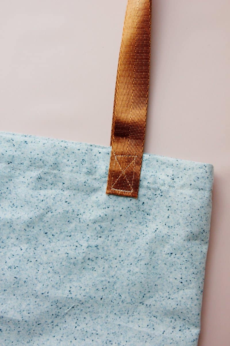 DIY Tote for Foster Care