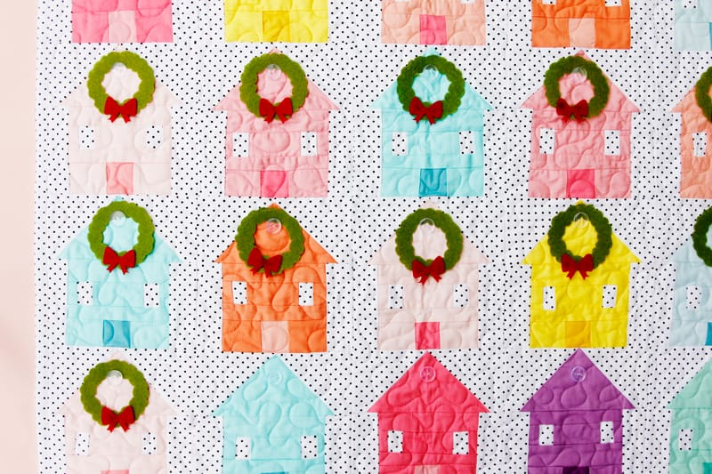 Advent Calendar Sewing Pattern