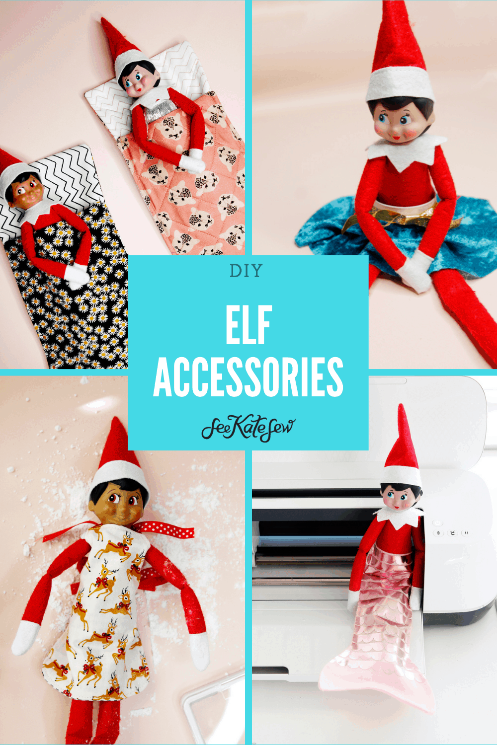 5 fun things to make for your elf on the shelf