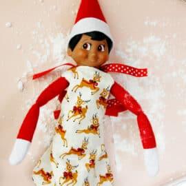 Reversible Elf Apron