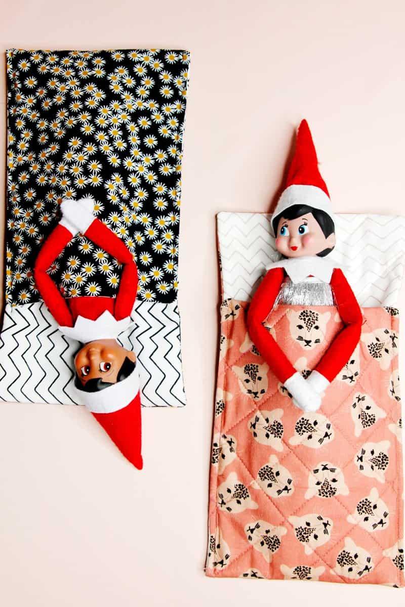 Doll Sleeping Bag Pattern