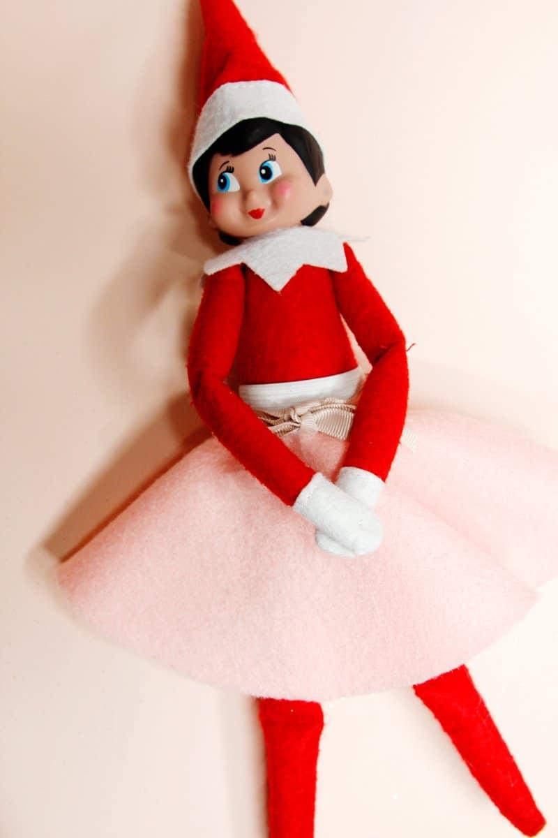 Elf Clothing DIY