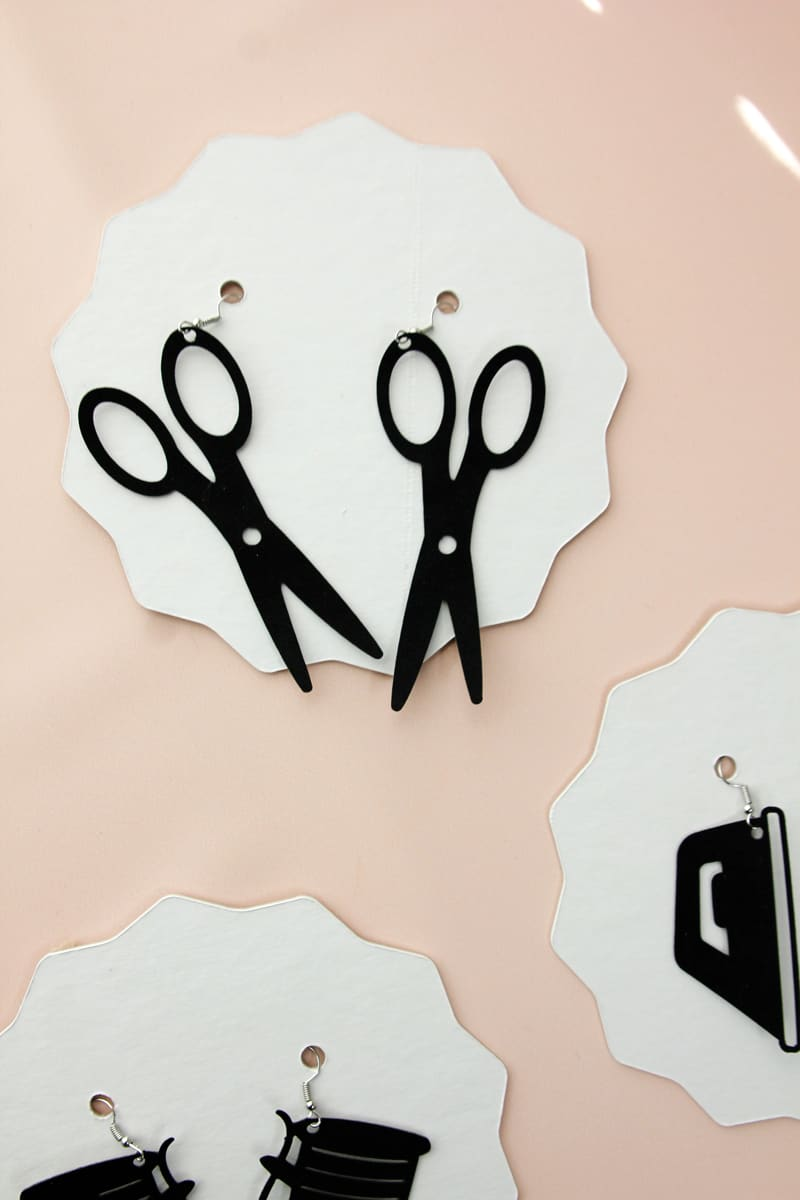 Scissor Earrings