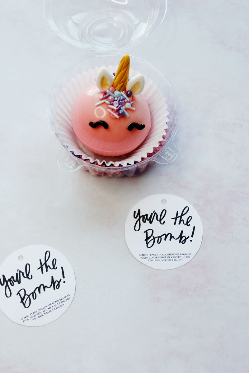 You're the Bomb Printable