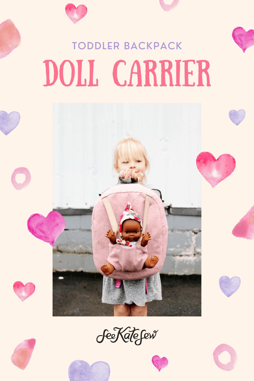 DIY Doll Carrier