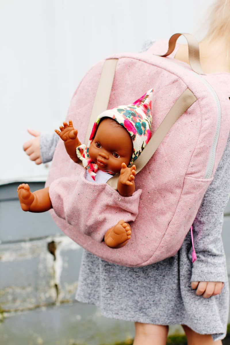 Doll Accessory Bag
