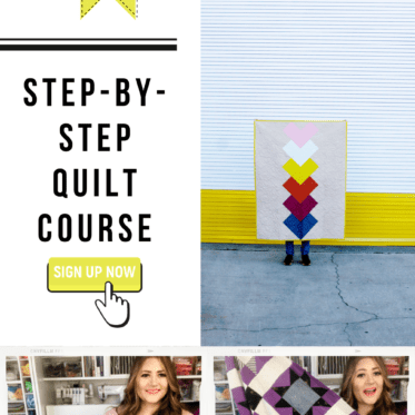 Sewing Quilts for Beginners