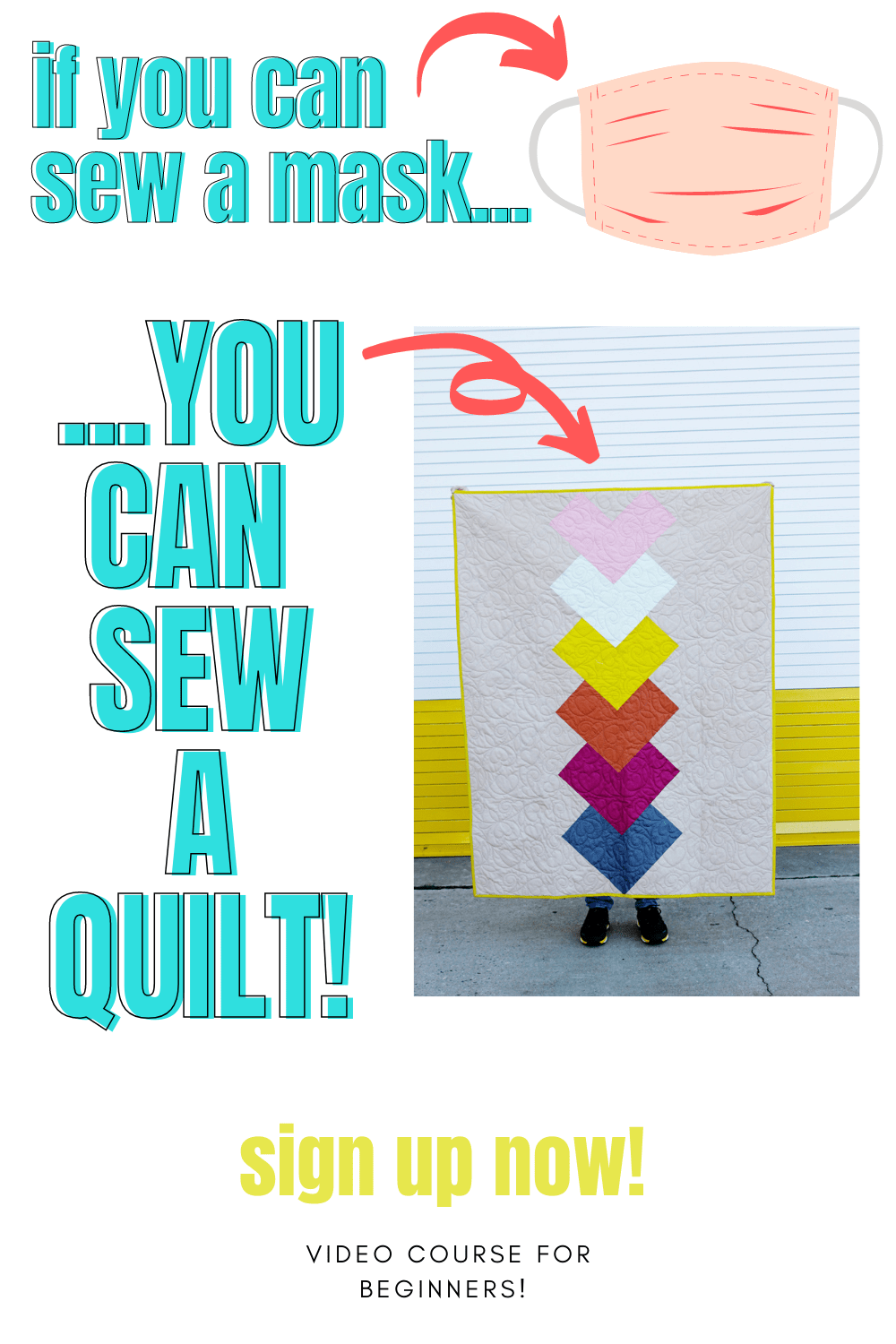 Wanna Learn to Quilt?