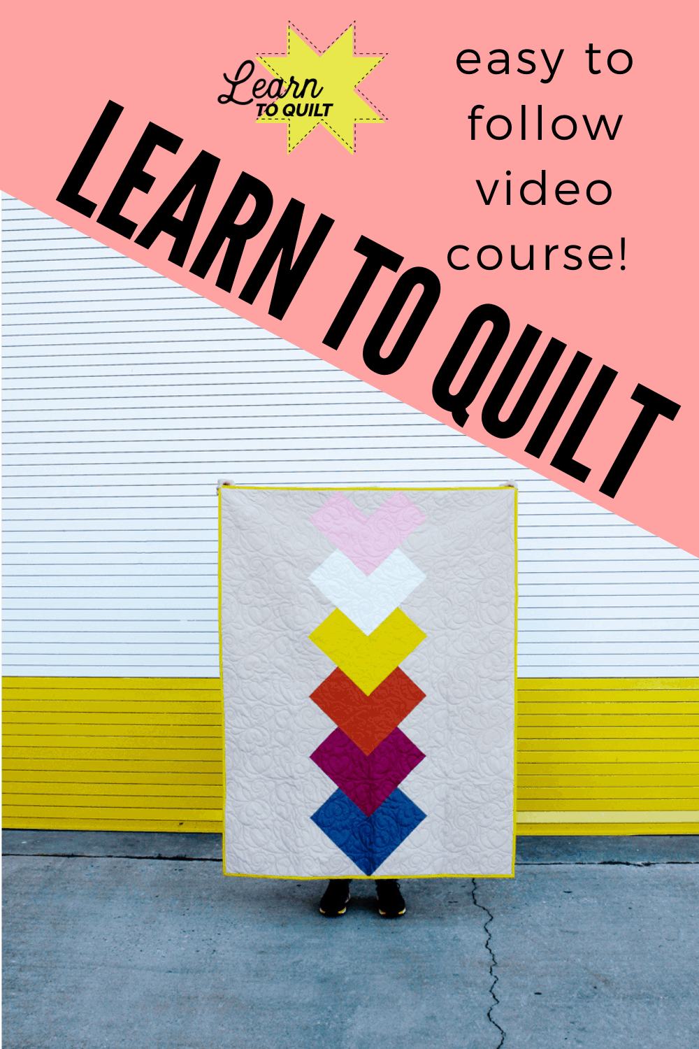 Learn to Quilt Course Beginner
