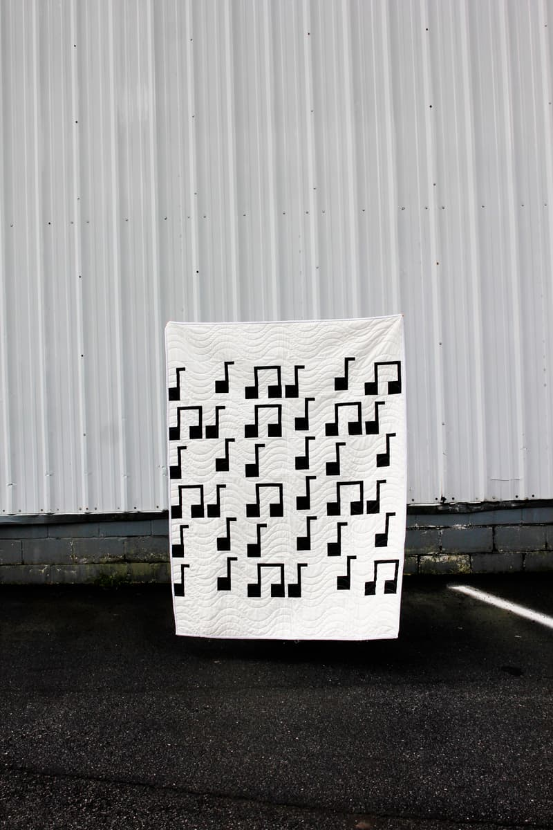 Music Themed Quilt Patterns