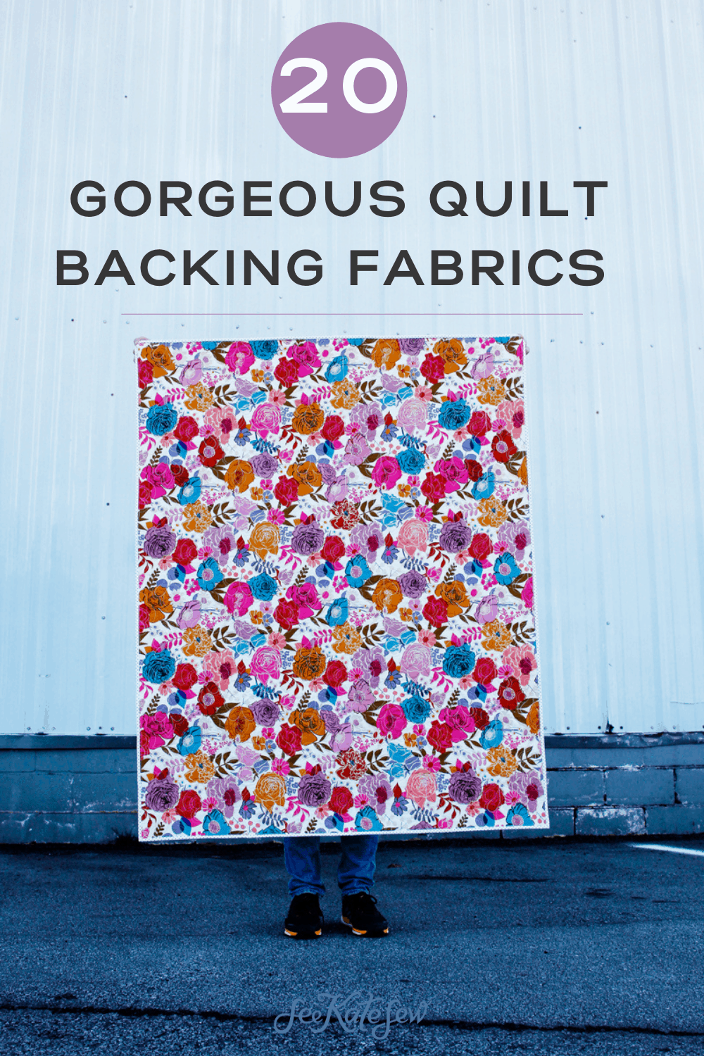 Wide Quilt Backing Fabric List