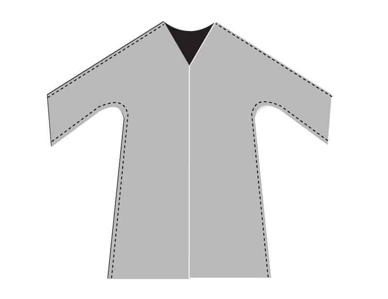 HP Robe Pattern