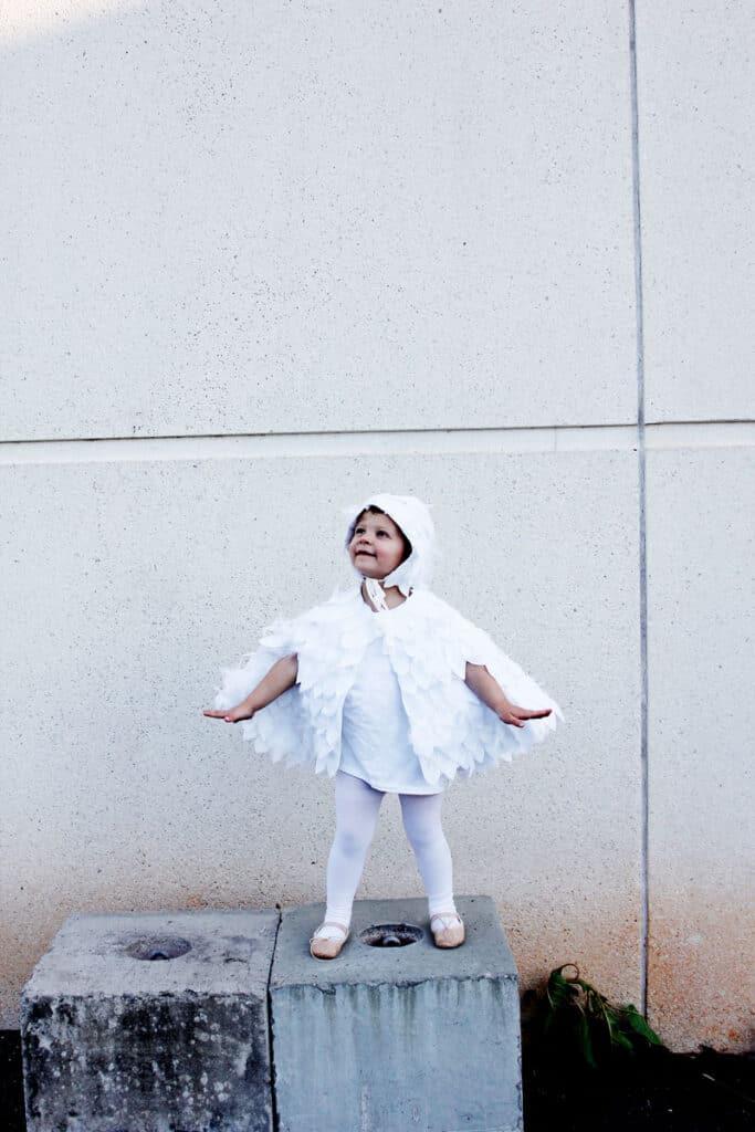 HP Hedwig White Owl Costume