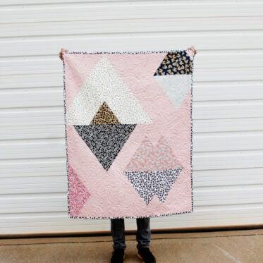 Desert Diamond Quilt Pattern | Quilt Patterns to Sew