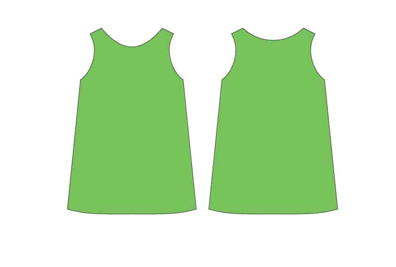 DIY Pebbles Dress Pattern