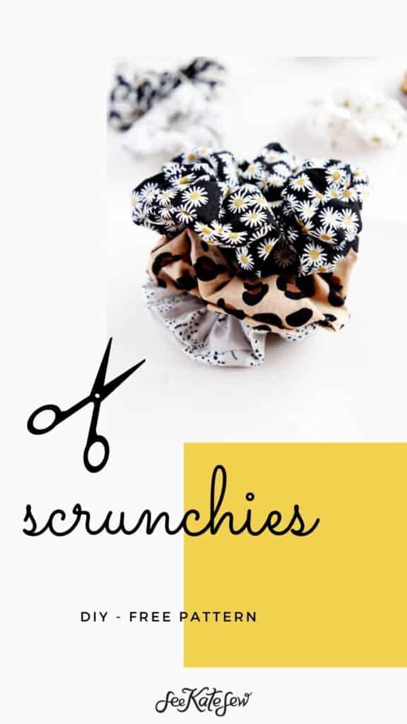 Scrunchie Elastic