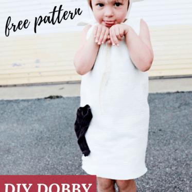 Dobby Harry Potter Costume Idea