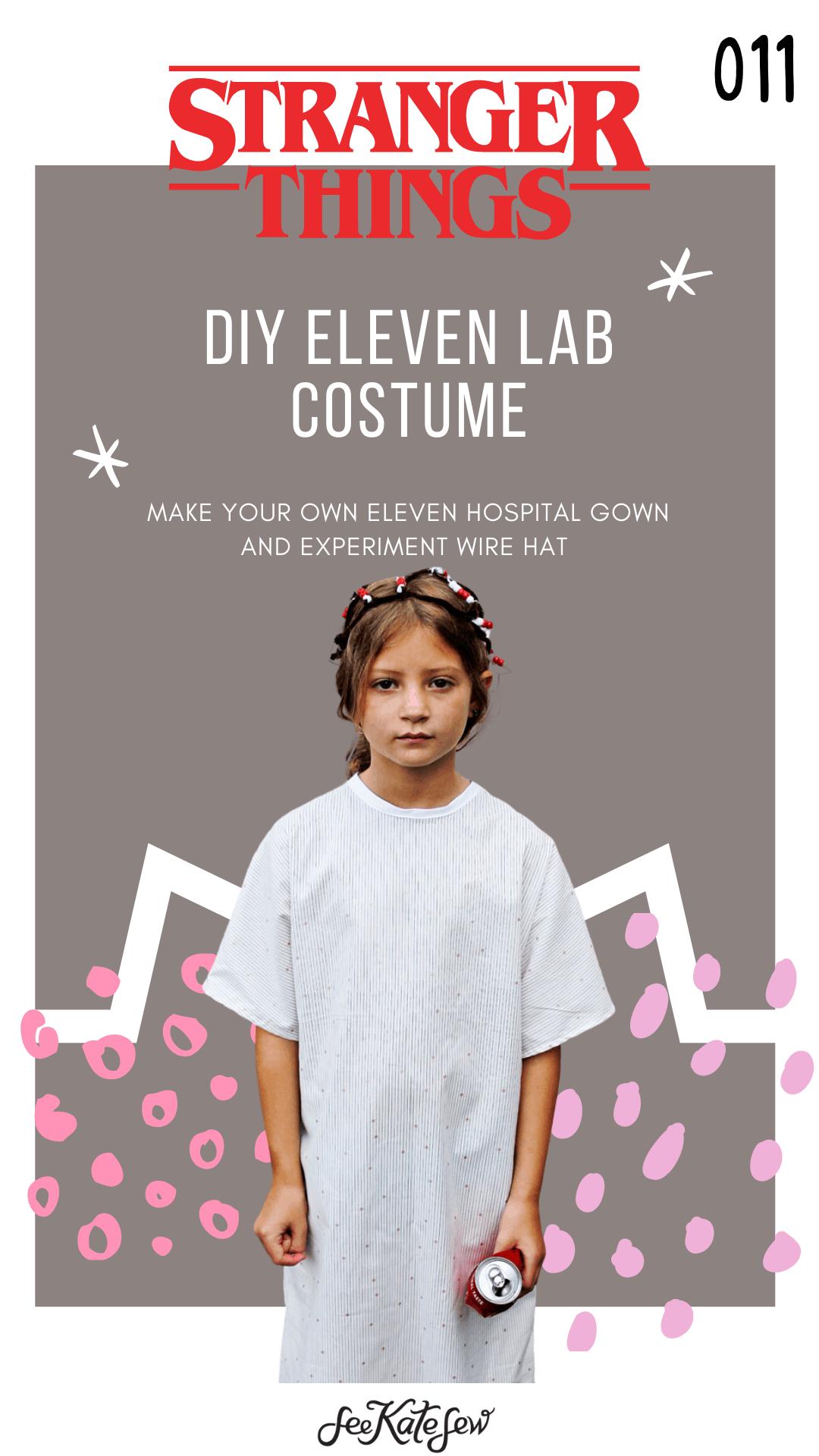 Eleven Lab Costume