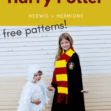 Harry Potter Halloween Costumes | Hedwig, Hermione and more!