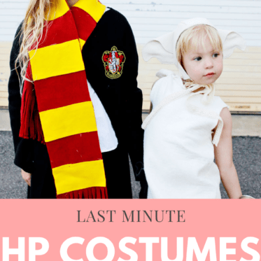HP Costumes - Last minute Harry Potter Halloween Costumes