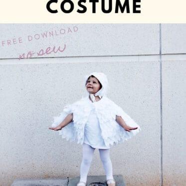 Easy Hedwig Halloween Costume   Harry Potter Costumes