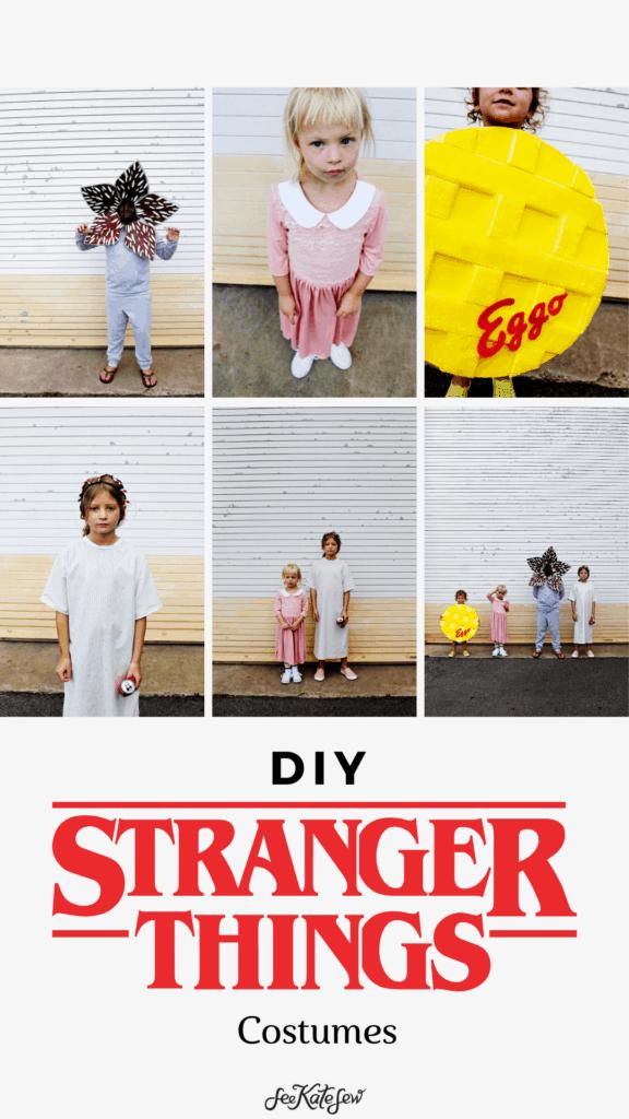 DIY Stranger Things