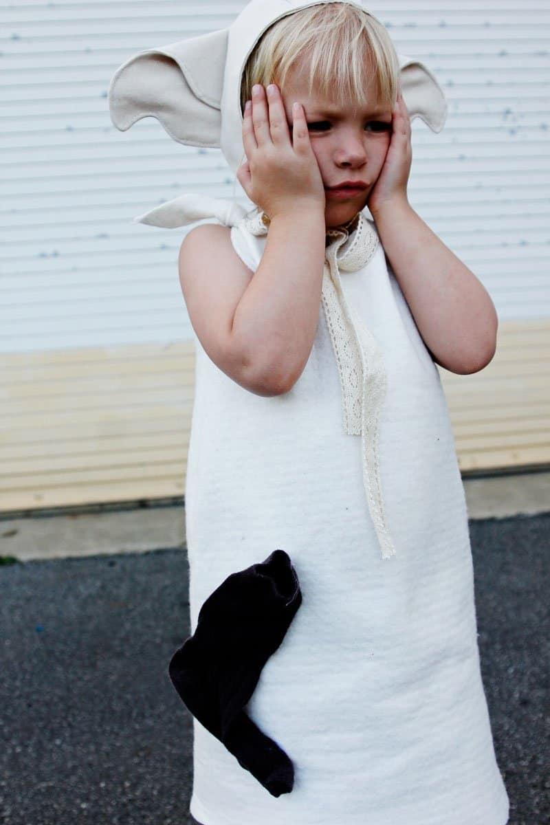 House Elf Dobby Costume