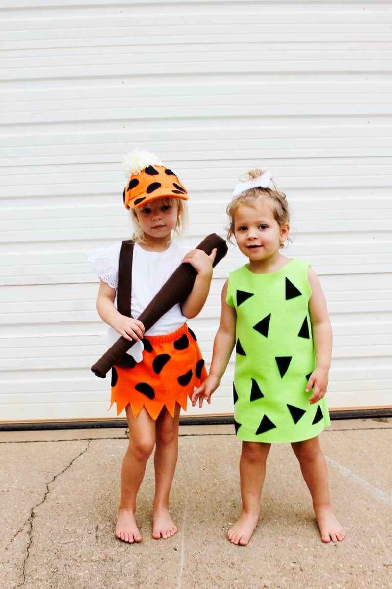 Pebbles DIY Dress