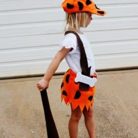 Bam Bam Costume | Flintstones Halloween Costumes