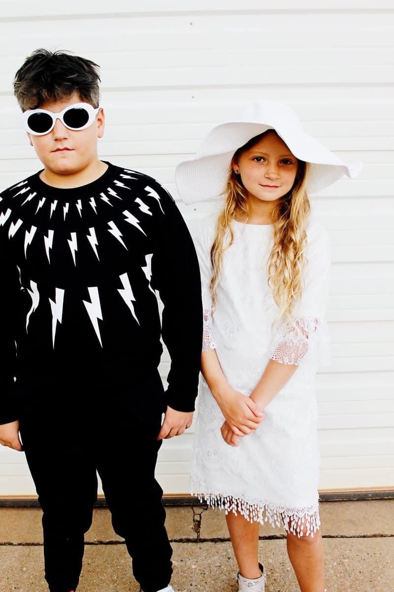 DIY Schitt's Creek Costumes