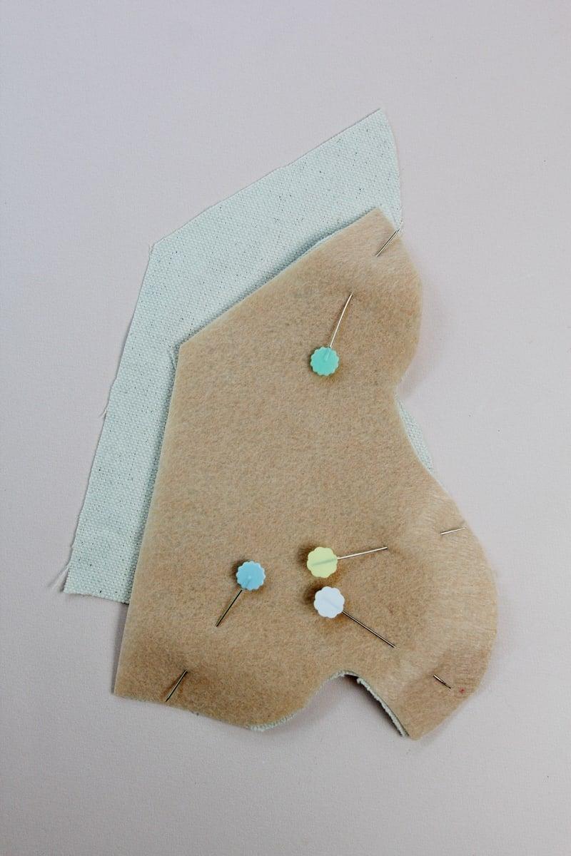 Dobby Ears Template for Halloween