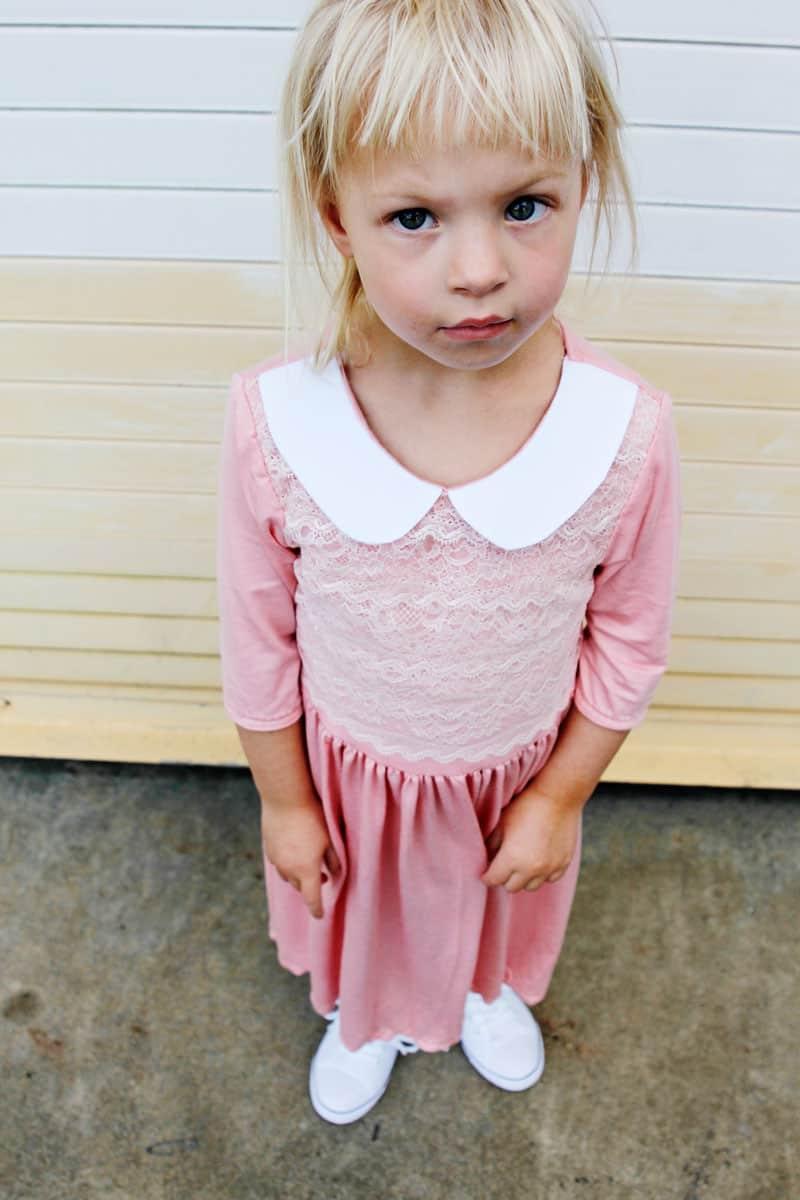 Eleven's Pink Dress
