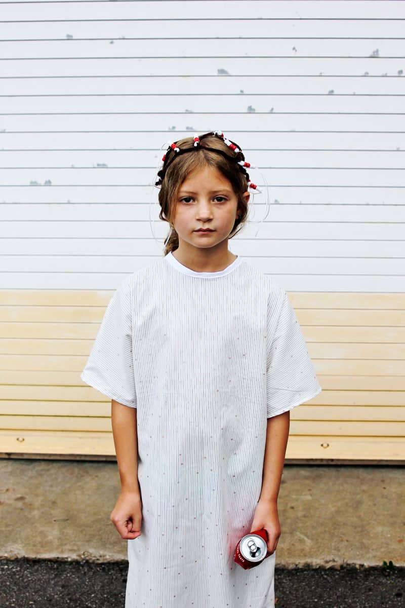 Eleven Lab Outfit Stranger Things