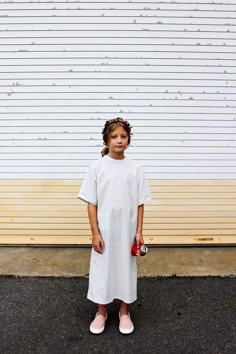 Eleven Hospital Gown Costume