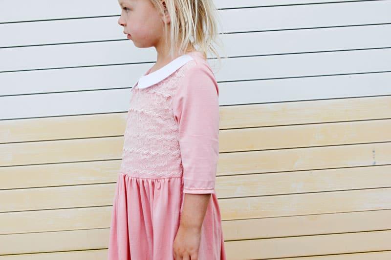 Eleven Pink Dress