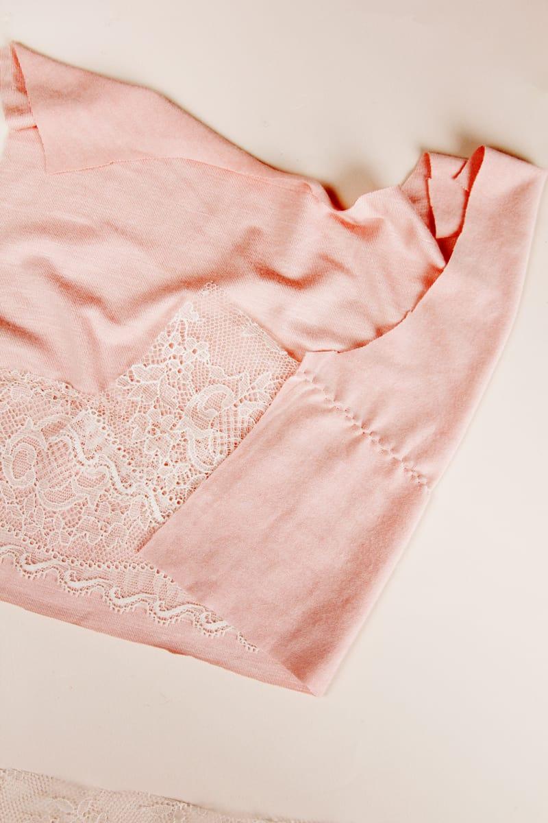 Stranger Things Pink Dress