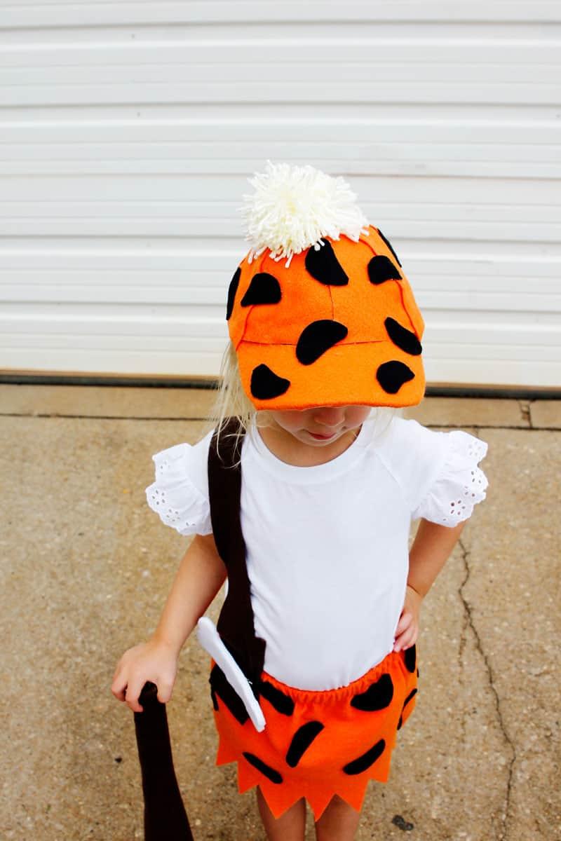 DIY Flintstones Costume