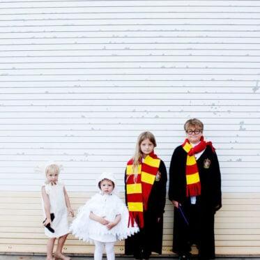 Harry Potter Robe Pattern | Hogwarts Fleece Robe