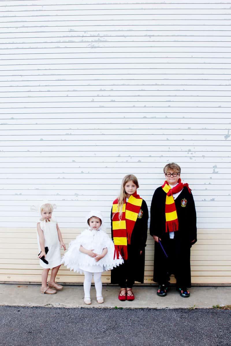 Harry Potter Robe Pattern | Hogwarts Fleece Robe | DIY Harry Potter Costume