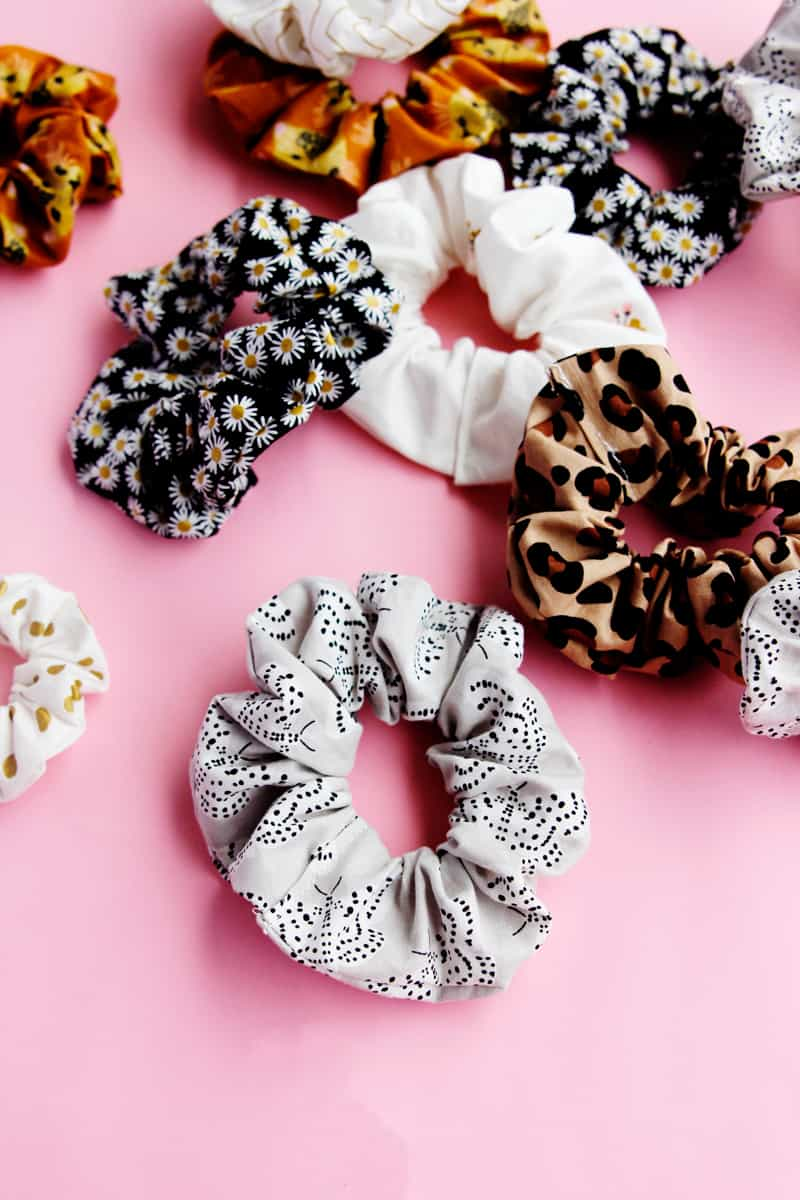 Sew Scrunchies