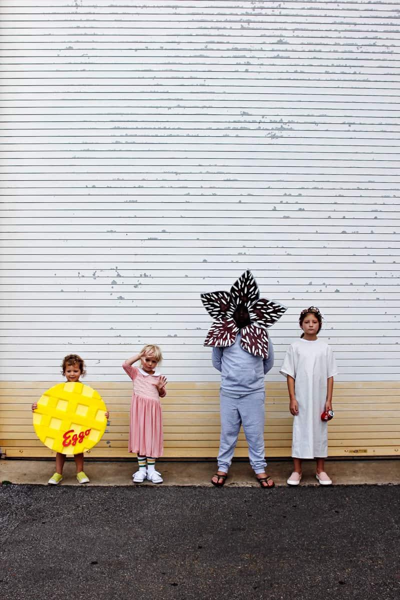 Handmade Halloween Costumes | Stranger Things