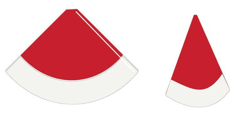 Christmas Hat Tutorial