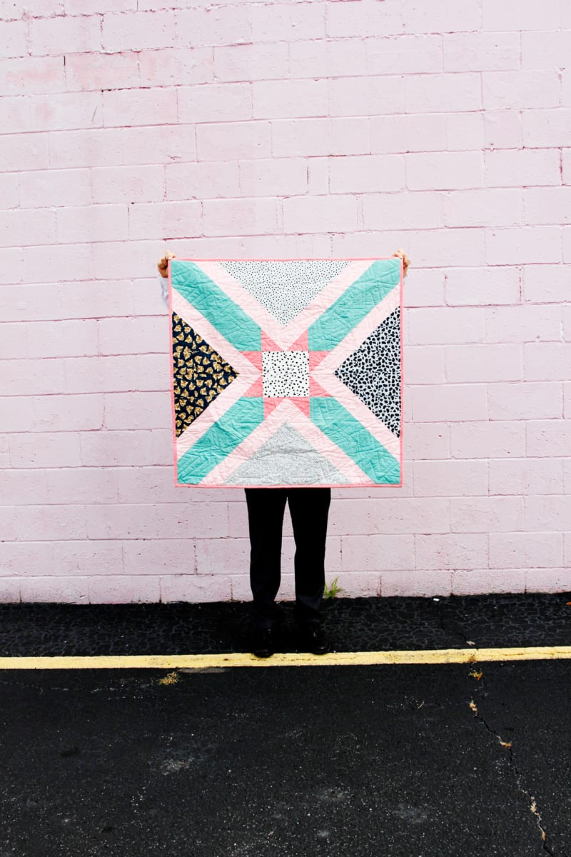 Little Star Baby Quilt   Sewing   Quilting